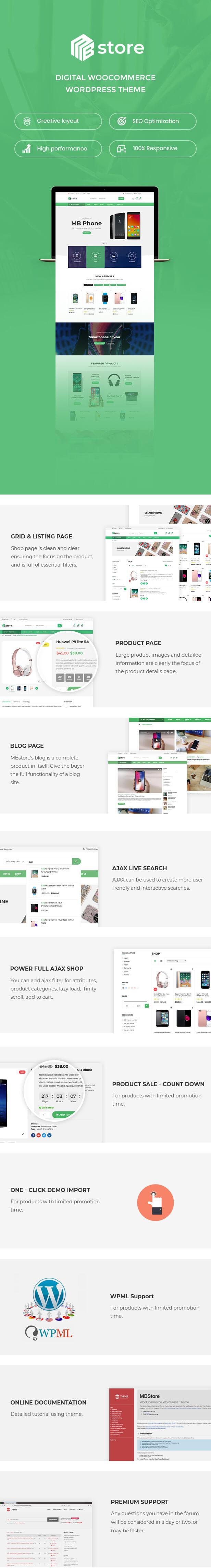 MBStore - Digital WooCommerce WordPress Theme - 1